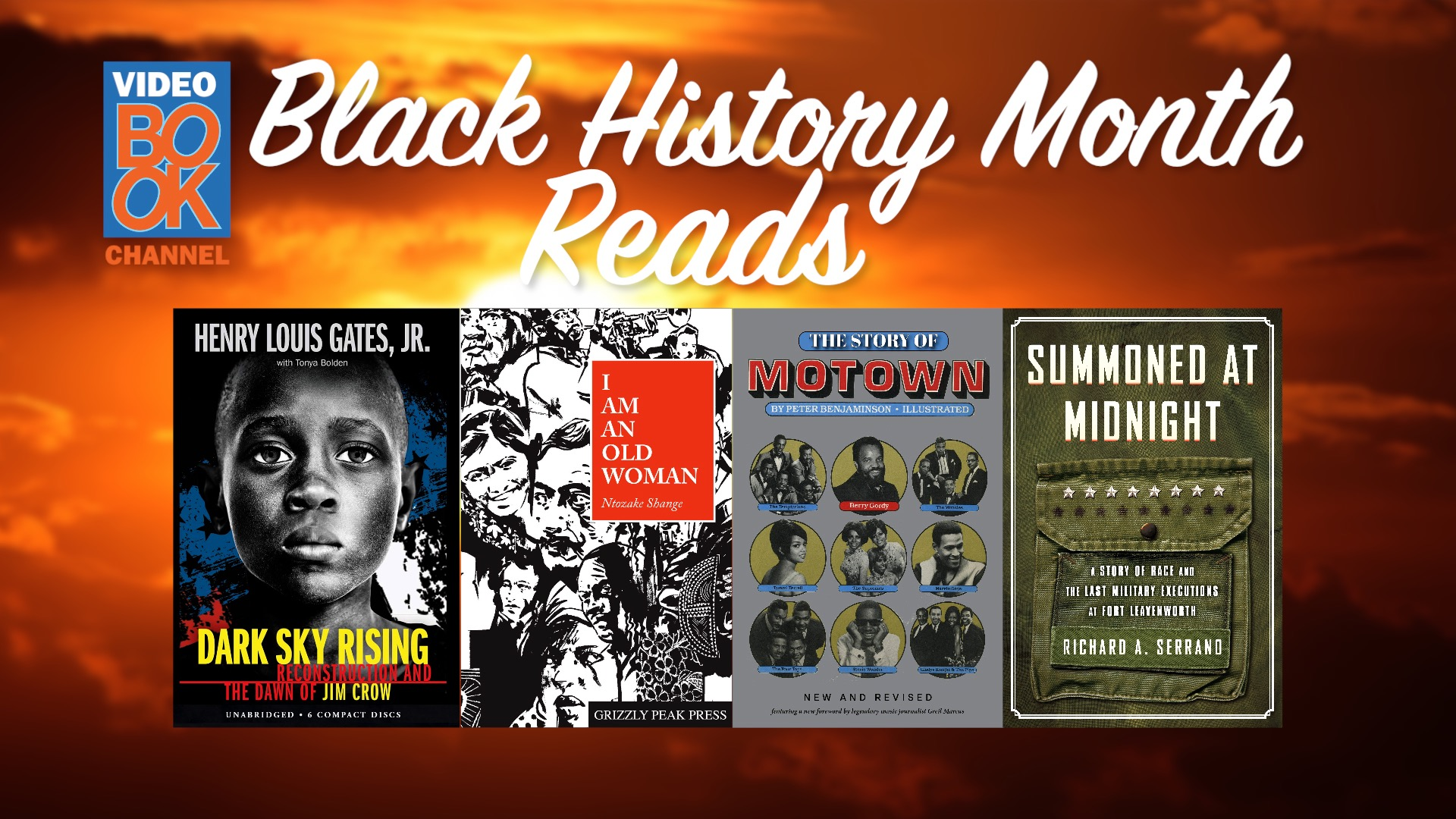 Black History Month Reads 2019 From The Book Channel Online