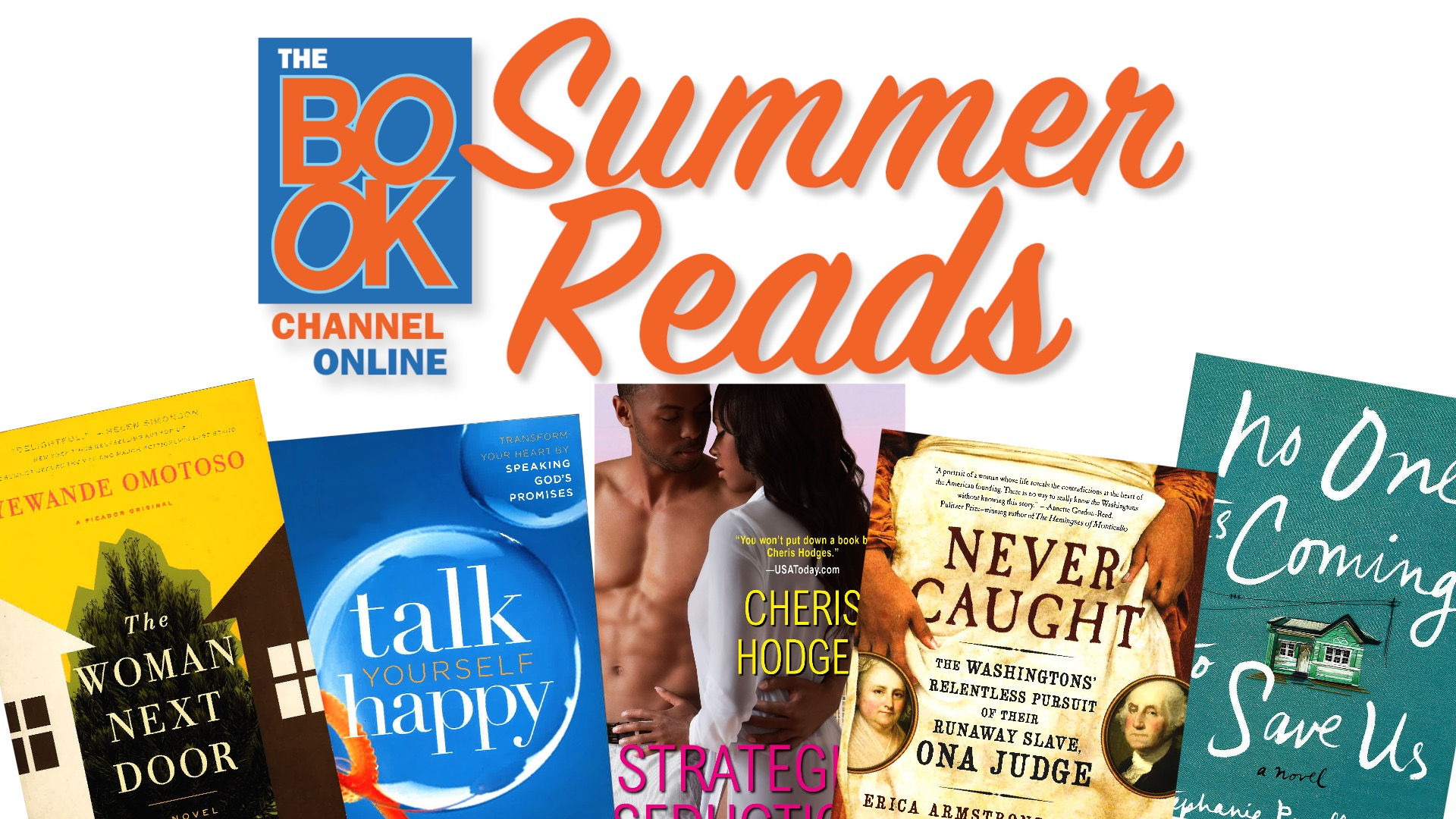 2018 Summer Reads From The Book Channel Online